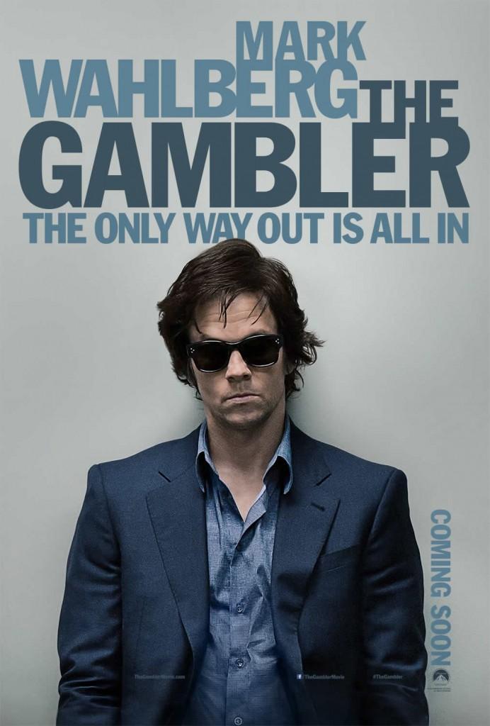 The gambler - poster
