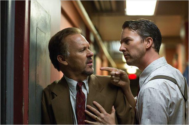 """Edward Norton e Michael Keaton receberam indicações ao SAG por 'homem-pássaro"""""""