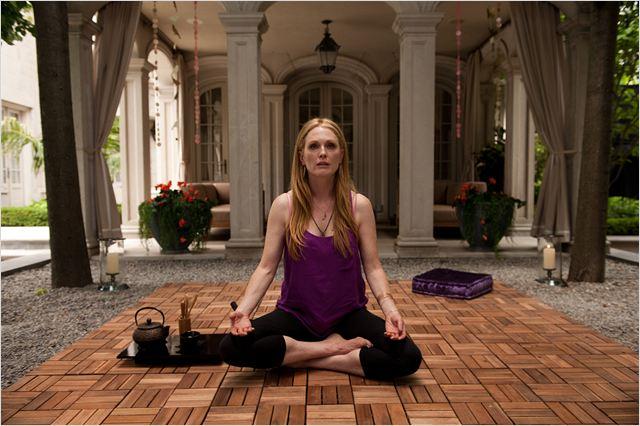 """Julianne Moore, em cena de """"Mapa para as estrelas"""",  em alta na HFPA"""