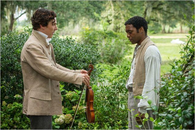 """Cena de """"12 anos de escravidão"""", vencedor do Oscar em 2014:  o baixo apreço a """"Selma"""" seria uma reação conservadora ao triunfo do filme de Steve McQueen? (Foto: divulgação)"""