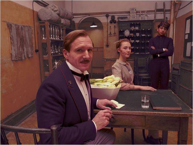 """""""O Grande hotel Budapeste"""": a vitória do filme de Wes Anderson foi inesperada, mas não exatamente surpreendente (Foto: divulgação)"""