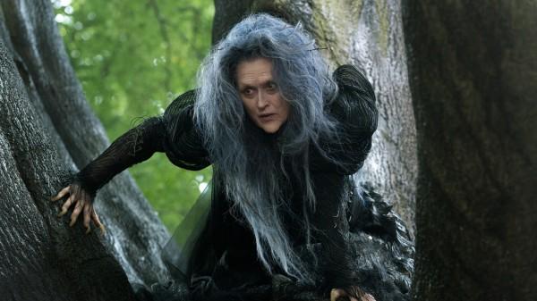 """Meryl Streep em """"Caminhos da floresta"""": ampliando um recorde já considerado inalcançável"""
