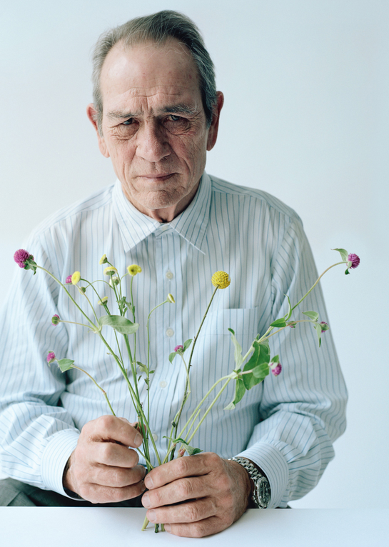 "Tommy Lee Jones, lembrado por ""The homesman"""