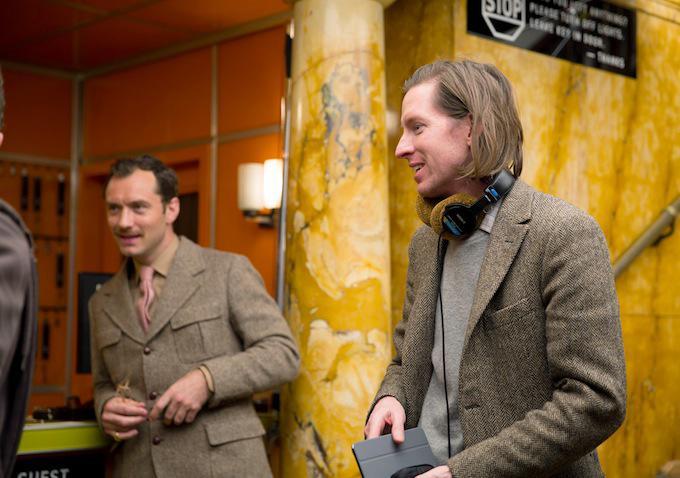 O cineasta Wes Anderson, autor peculiar e frequentemente esnobado agraciado em larga escala em 2015: novos tempos?