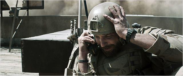 """Cena de """"Sniper americano"""": A América em debate (Foto: divulgação)"""