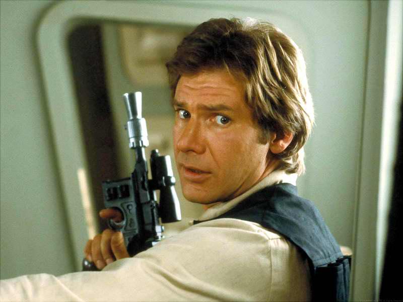 "Han solo (""Star Wars"")"