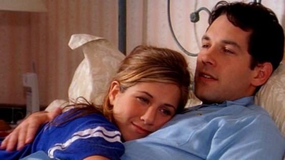 """Com Jennifer Aniston em """"A razão do meu afeto"""""""