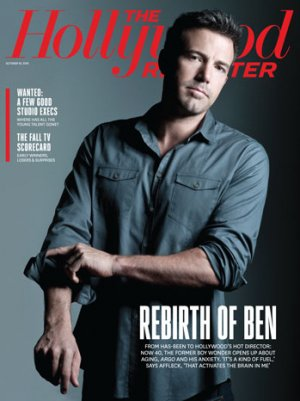 Capa do The Hollywood Reporter