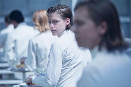 """Kristen Stewart em cena da ficção científica """"Equals"""" (Fotos: divulgação)"""
