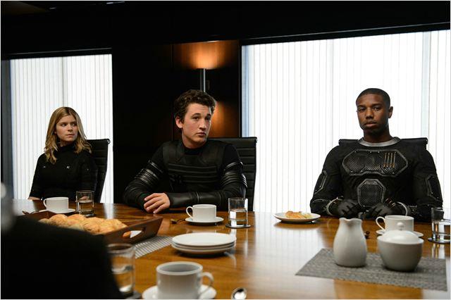 """Cena de """"Quarteto fantástico"""", saudado como o pior filme de heróis já feito"""