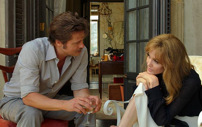 Brad Pitt e Angelina Jolie estão fantásticos em cena (Foto: divulgação)