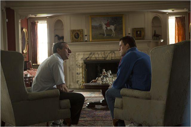 Foxcatcher: o que não é mostrado move o poderoso filme de Bennett Miller