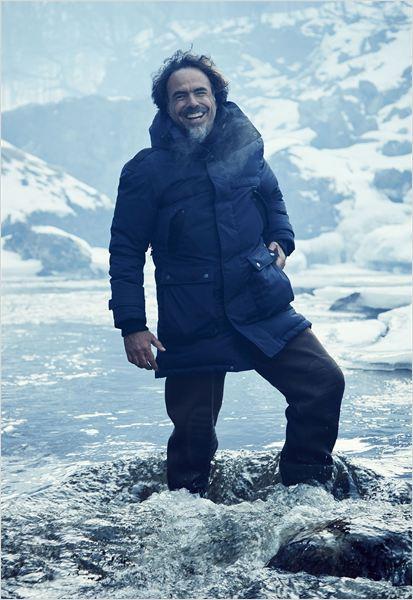 """Iñárritu foi ao Oscar com todos os seus filmes e a máxima devem continuar com """"O Regresso"""""""
