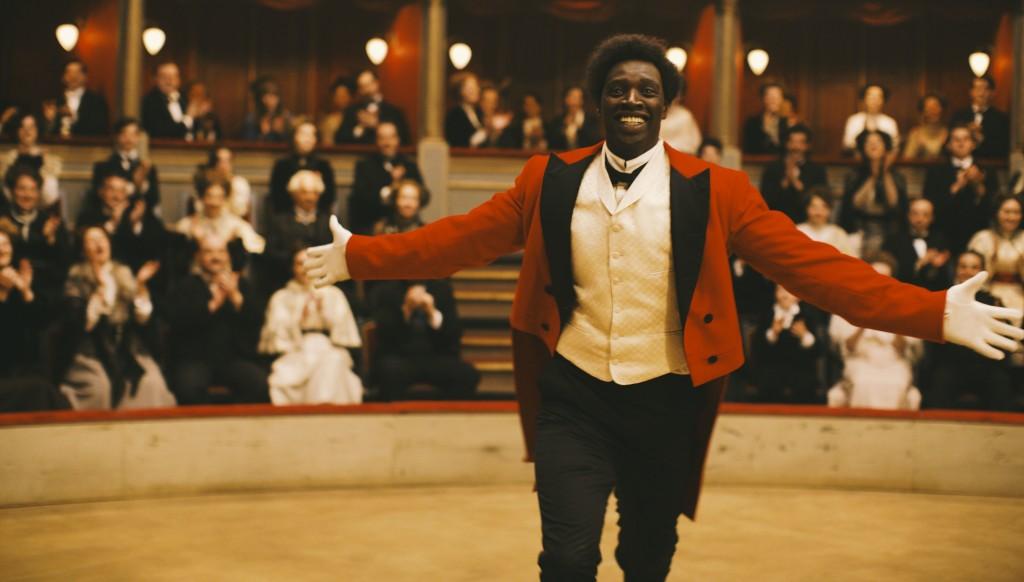 """O francês Omar Sy volta às telas de cinema do Brasil com """"Chocolate"""""""