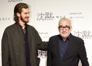 Scorsese e Garfield: curadoria de Scorsese transformou carreira de DiCaprio
