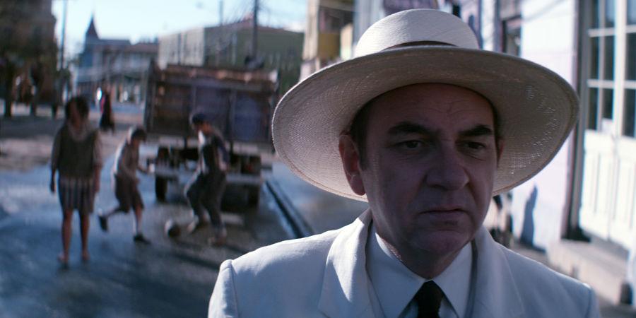 """Cena do filme """"Neruda"""" Foto: divulgação"""