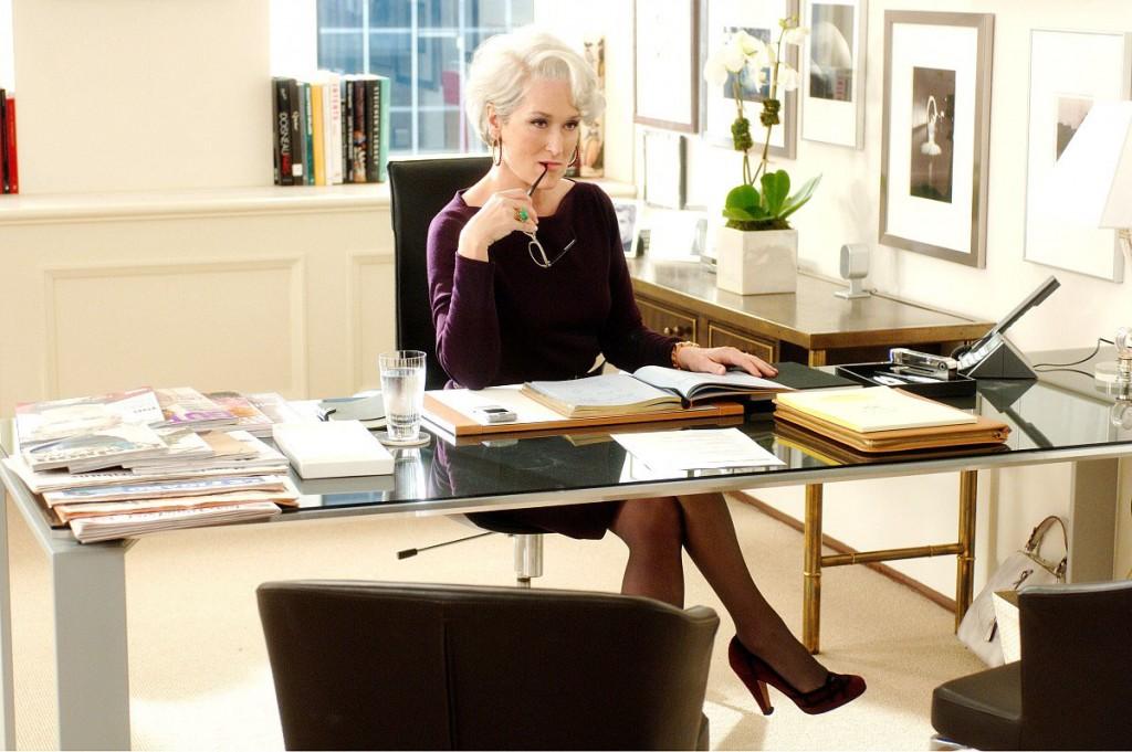 Atriz tarimbada e premiada, Meryl Streep viveu sua primeira personagem francamente pop no filme (Fotos: Divulgação)