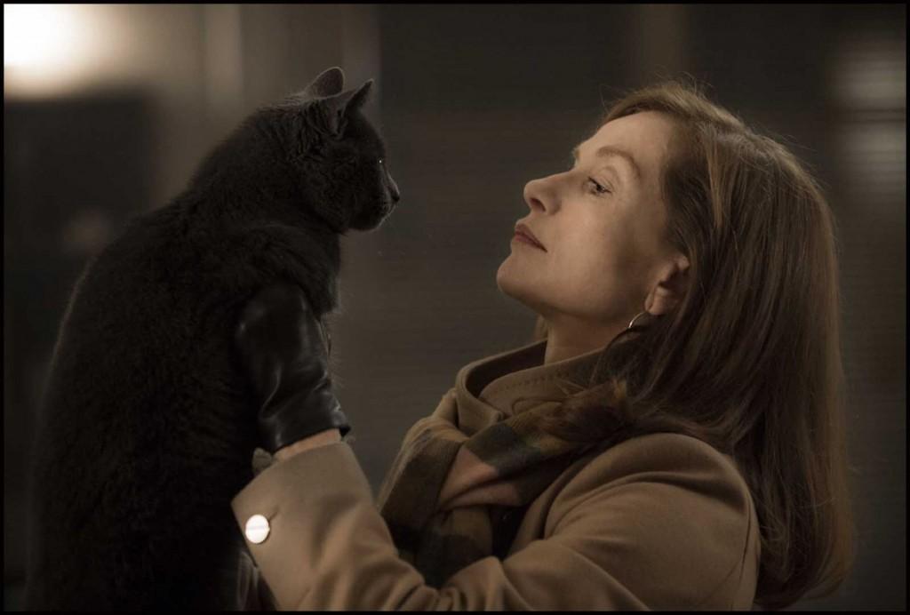 """Cena do filme """"Elle"""", que representa a França na briga pelo Oscar de filme estrangeiro em 2017"""