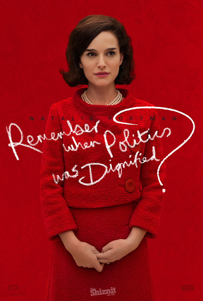 Poster - Jackie