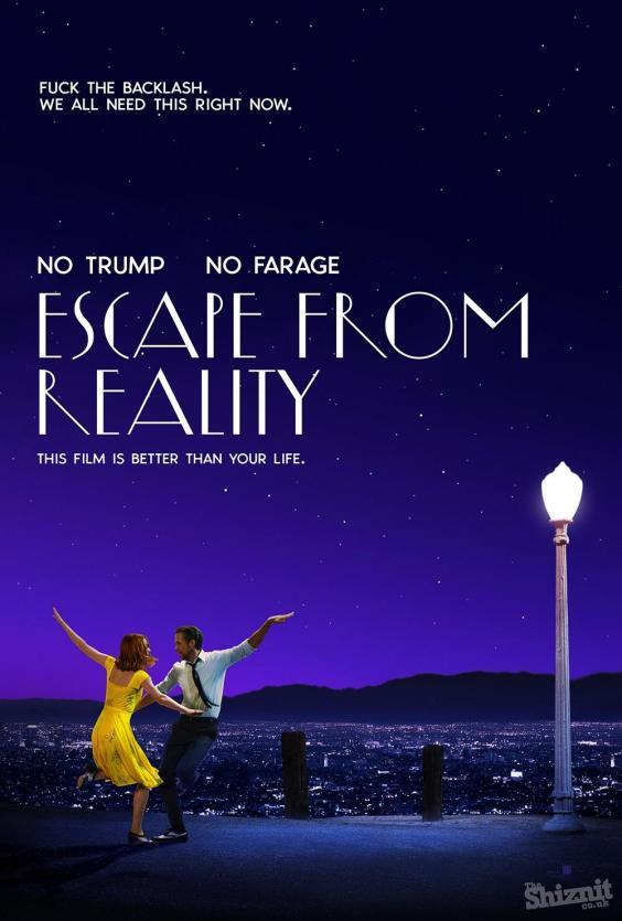 Poster - La La Land
