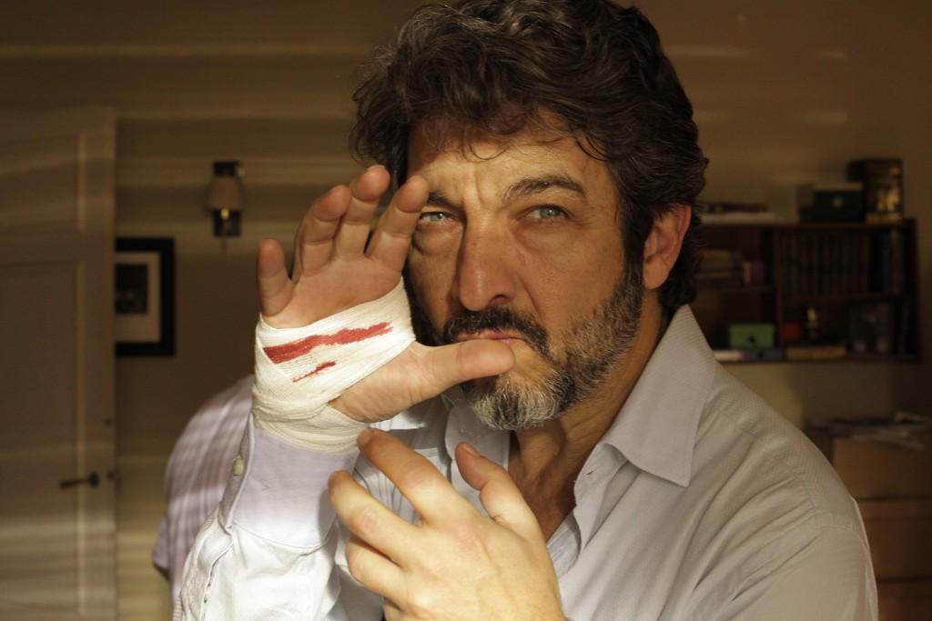 """Ricardo Darín em cena de """"Tese sobre um homicídio"""""""