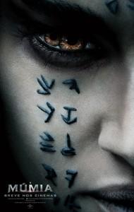 "Cartaz teaser de ""A Múmia"""