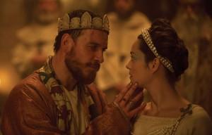 """Michael Fassbender e Marion Cotillard em cena de """"MacBeth"""", um dos primeiros filmes ruins do ator"""