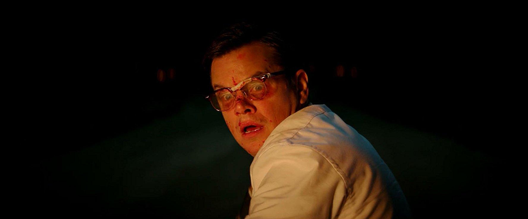 """Matt Damon em cena de """"Suburbicon: Bem-Vindos ao Paraíso"""""""