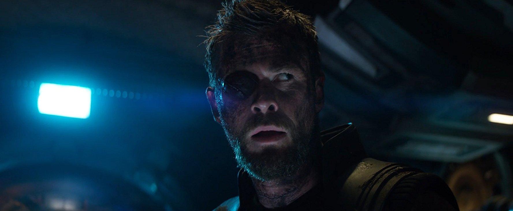 Thor em cena do novo Vingadores Fotos: divulgação