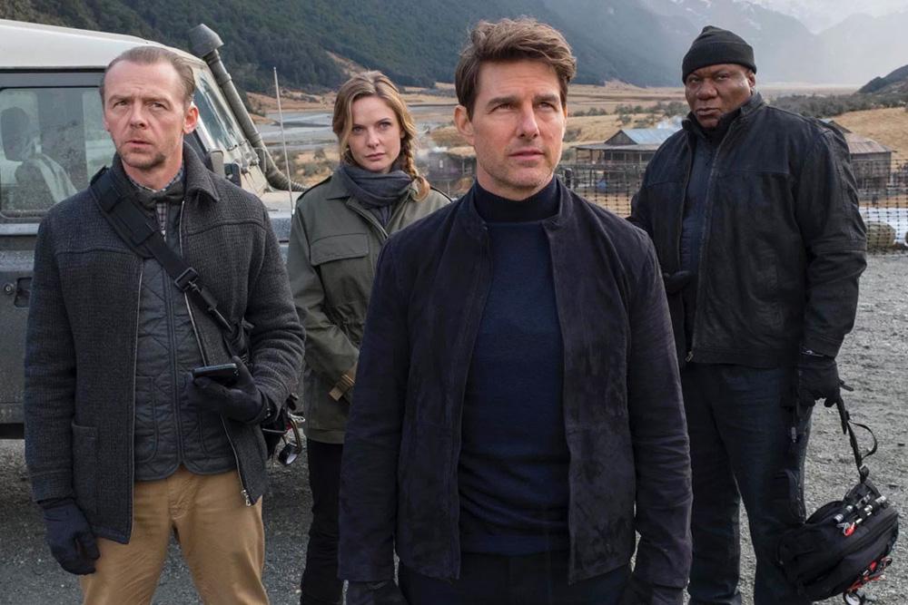 """Cena de """"Missão: Impossível - Efeito Fallout"""": filme muda o jeito de ser e de ver a franquia"""