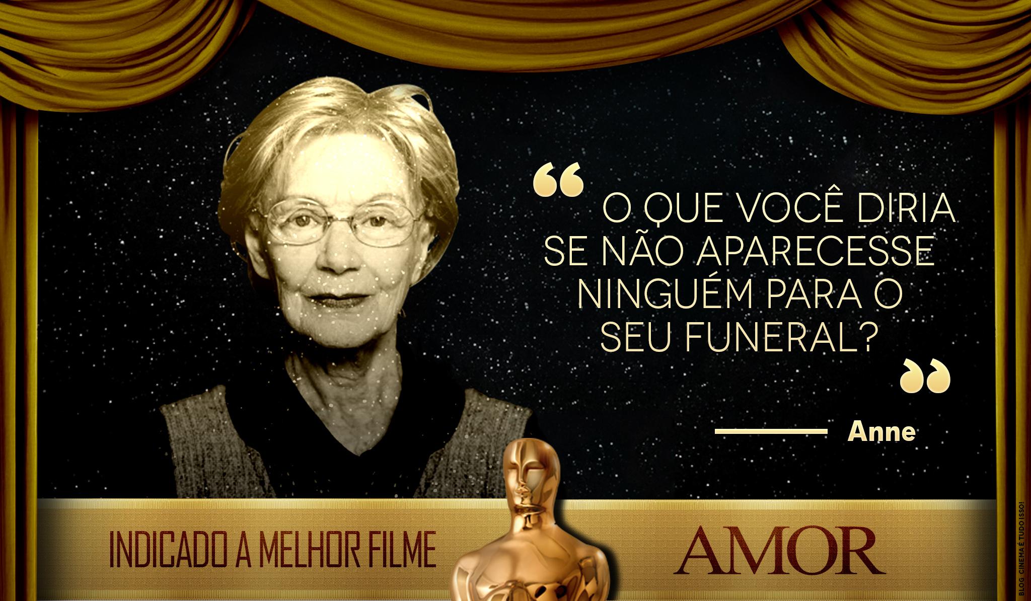 Ig Colunistas Cinema é Tudo Isso Frase Oscar 2013 Amor