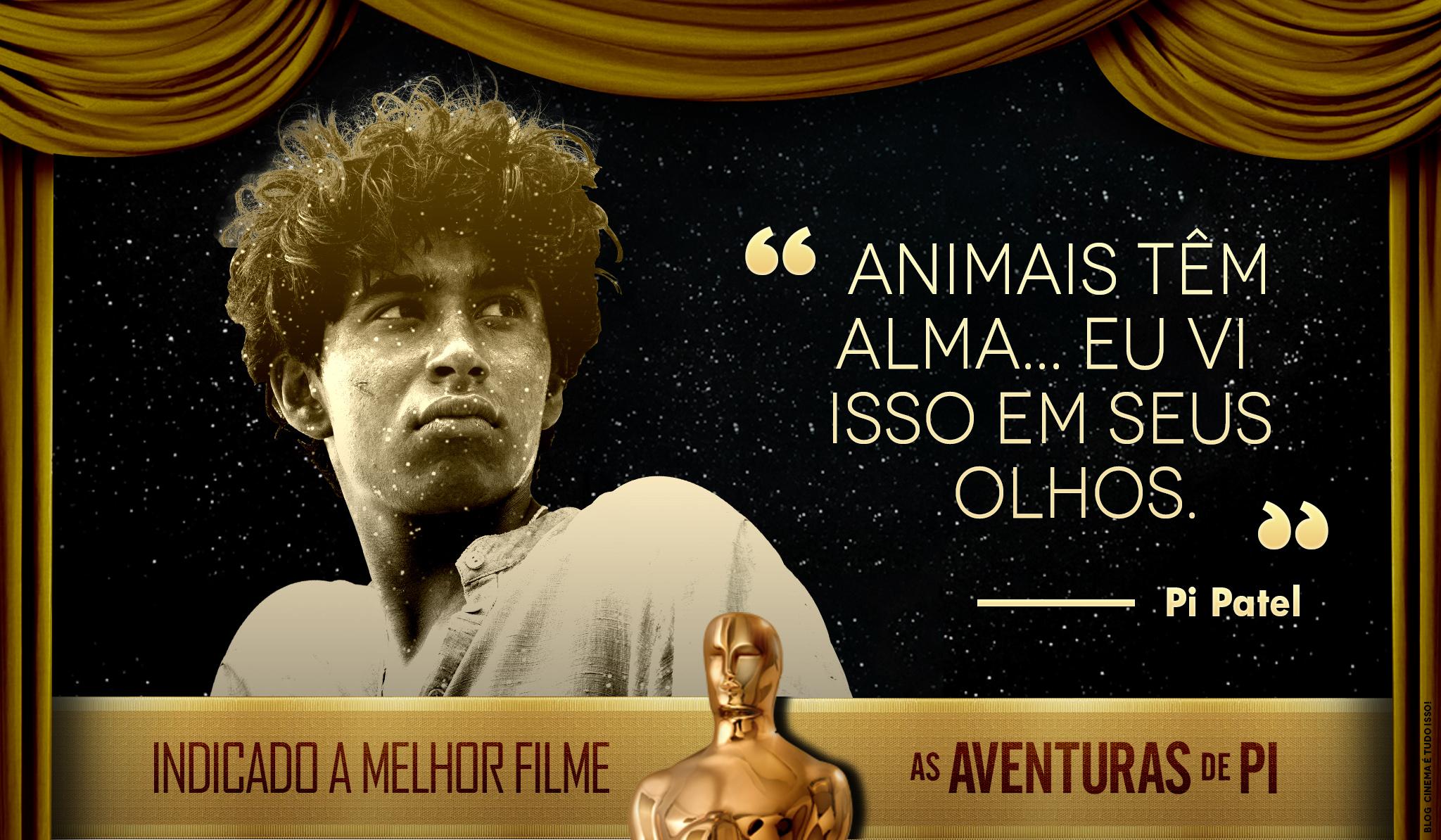 Ig Colunistas Cinema é Tudo Isso Frase Oscar 2013 As Aventuras