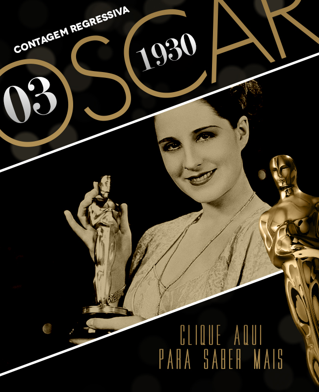 OSCAR 2014 CONTAGEM REGRESSIVA OSCAR 1930-2 ACADEMY AWARDS