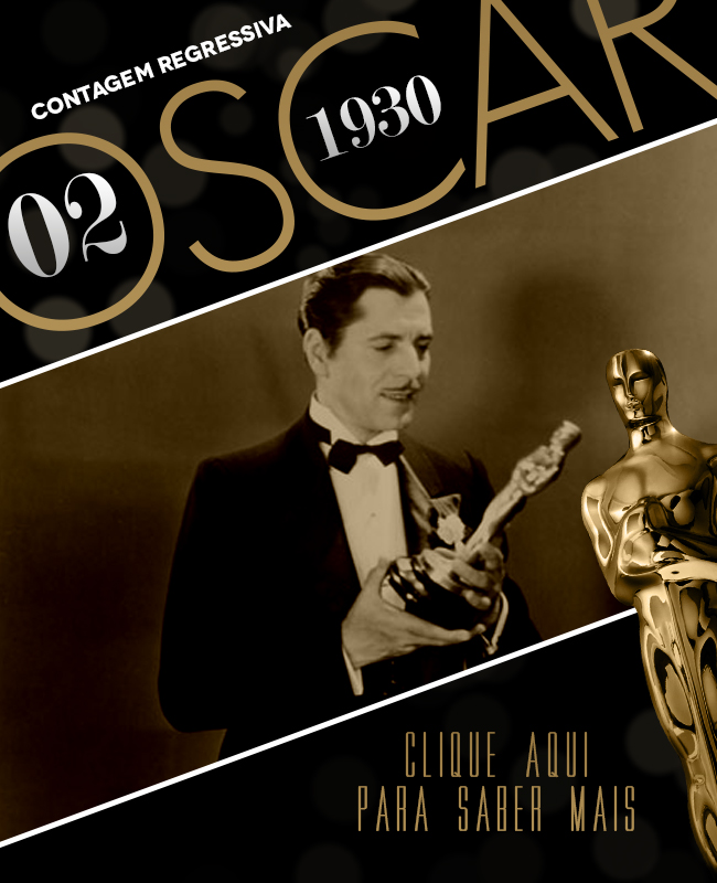 OSCAR 2014 CONTAGEM REGRESSIVA OSCAR 1930 ACADEMY AWARDS