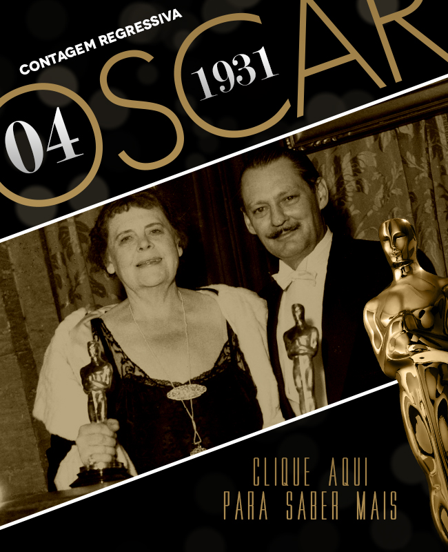 OSCAR 2014 CONTAGEM REGRESSIVA OSCAR 1931 ACADEMY AWARDS