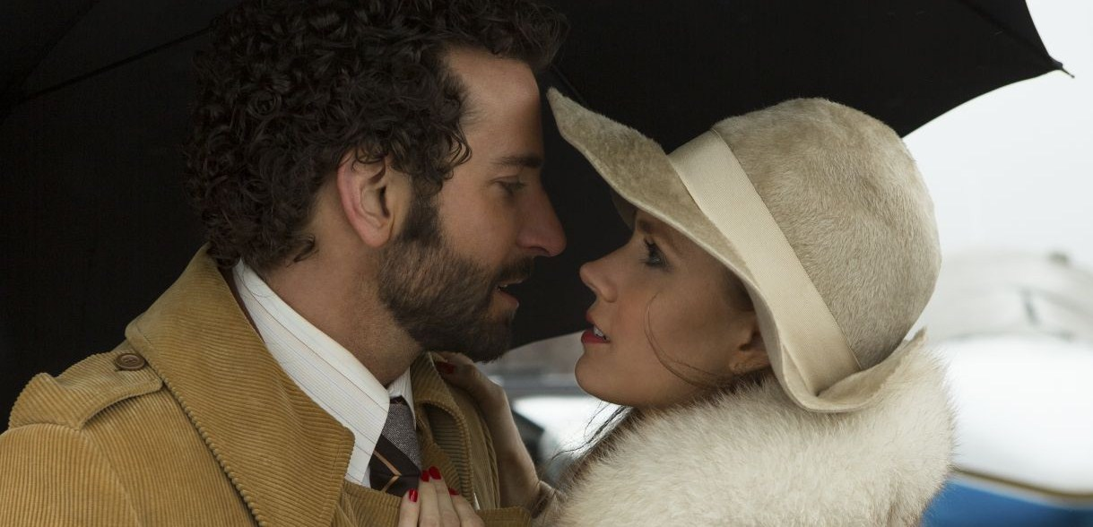 Amy Adams;Bradley Cooper