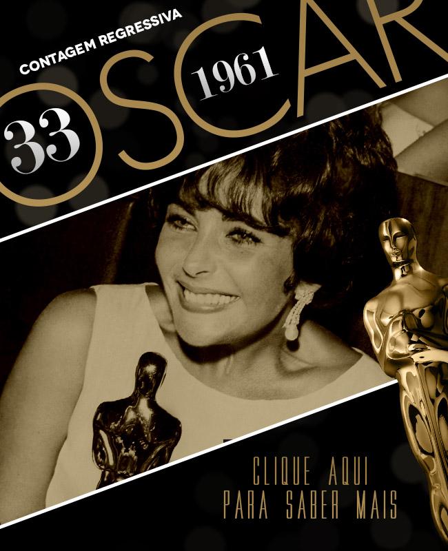OSCAR 2014 CONTAGEM REGRESSIVA OSCAR 1961 ACADEMY AWARDS