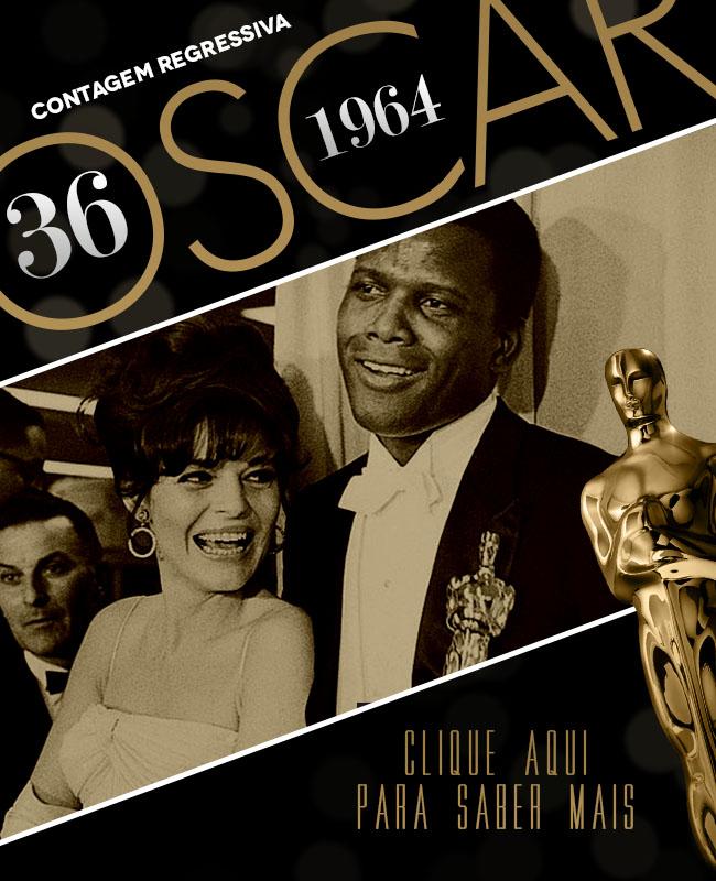 OSCAR 2014 CONTAGEM REGRESSIVA OSCAR 1964 ACADEMY AWARDS