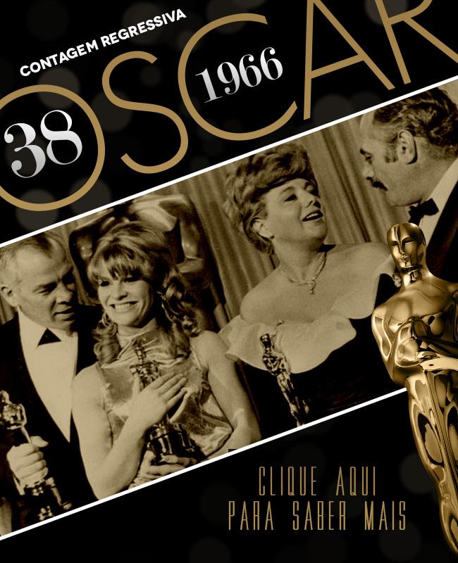 OSCAR 2014 CONTAGEM REGRESSIVA OSCAR 1966 ACADEMY AWARDS