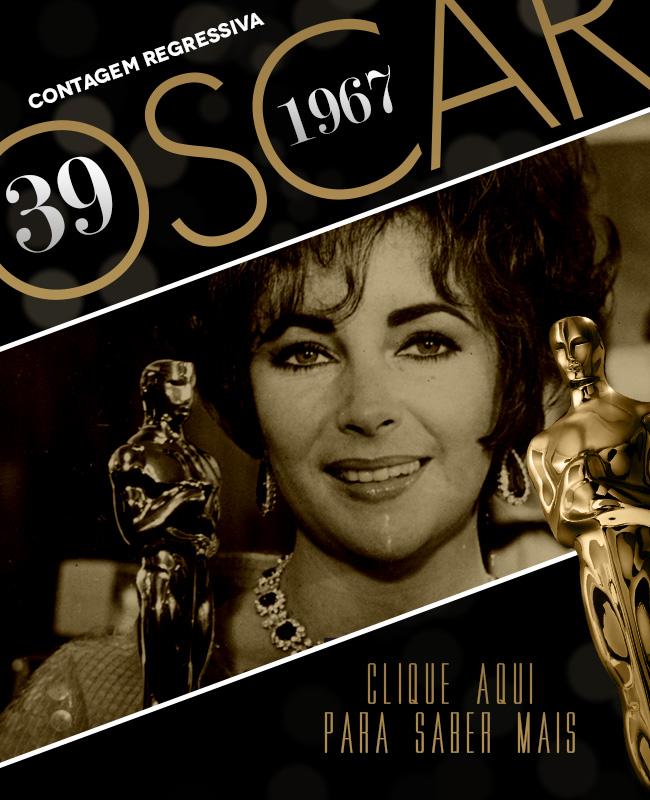 OSCAR 2014 CONTAGEM REGRESSIVA OSCAR 1967 ACADEMY AWARDS