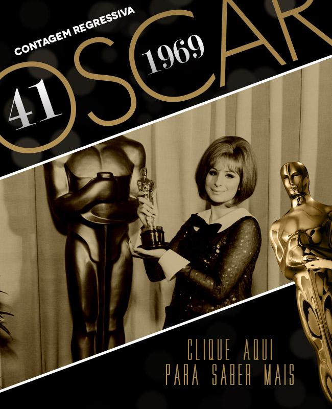 OSCAR 2014 CONTAGEM REGRESSIVA OSCAR 1969 ACADEMY AWARDS