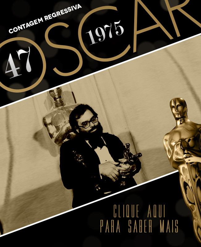 OSCAR 2014 CONTAGEM REGRESSIVA OSCAR 1975 ACADEMY AWARDS