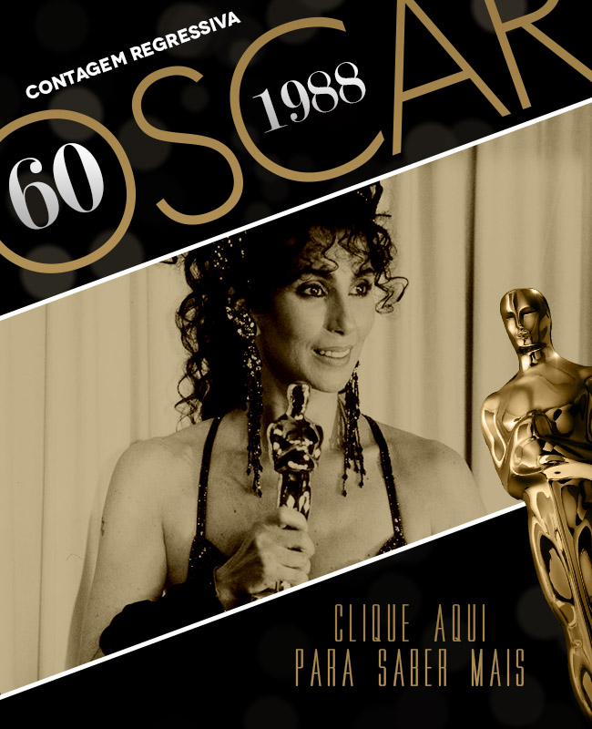OSCAR 2014 CONTAGEM REGRESSIVA OSCAR 1988 ACADEMY AWARDS