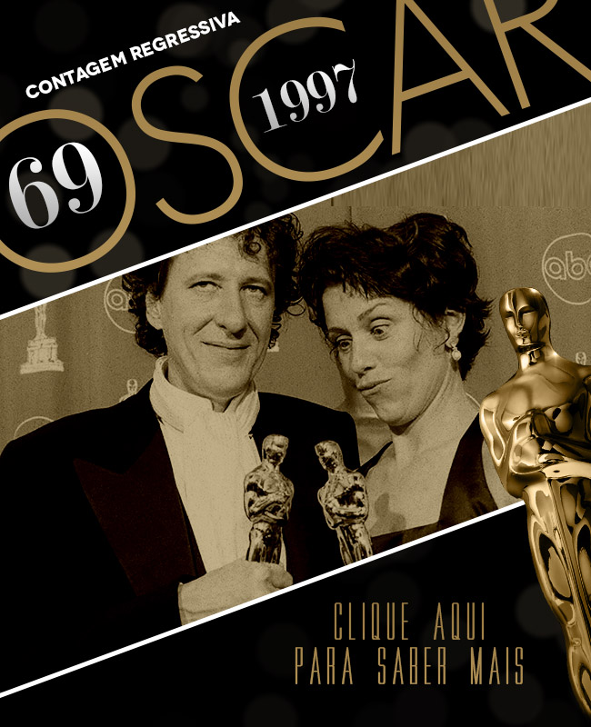 OSCAR 2014 CONTAGEM REGRESSIVA OSCAR 1997 ACADEMY AWARDS