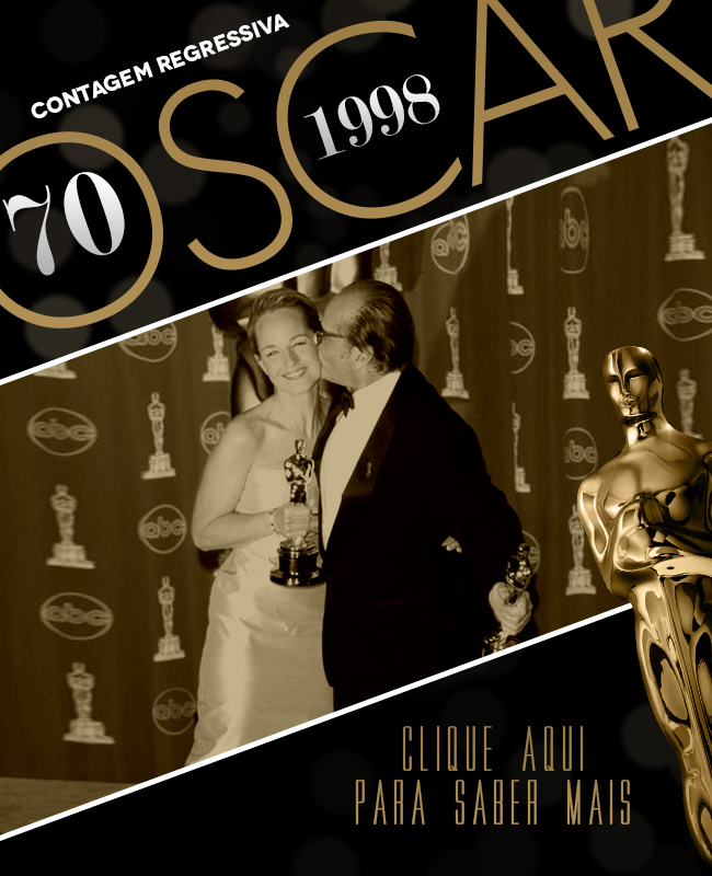 OSCAR 2014 CONTAGEM REGRESSIVA OSCAR 1998 ACADEMY AWARDS