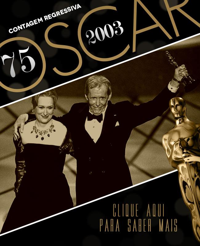 OSCAR 2014 CONTAGEM REGRESSIVA OSCAR 2003 ACADEMY AWARDS