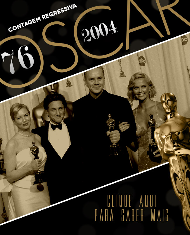 OSCAR 2014 CONTAGEM REGRESSIVA OSCAR 2004 ACADEMY AWARDS