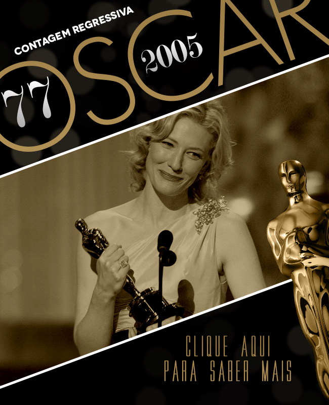 OSCAR 2014 CONTAGEM REGRESSIVA OSCAR 2005 ACADEMY AWARDS