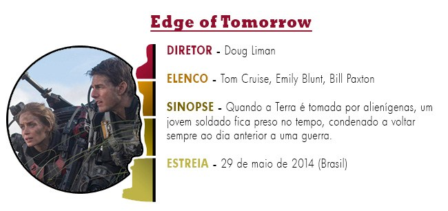 OSCAR 2015 Edge of Tomorrow BEST PICTURE ACADEMY AWARDS 2015
