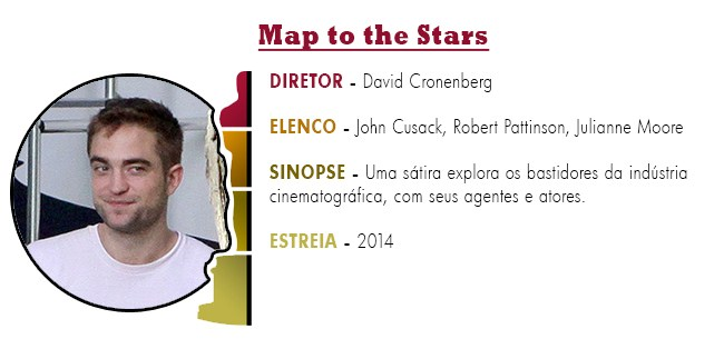 OSCAR 2015 Map to the Stars BEST PICTURE ACADEMY AWARDS 2015